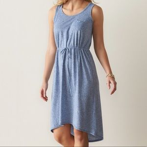 NWT SONOMA Goods For Life High-Low Tank Dress